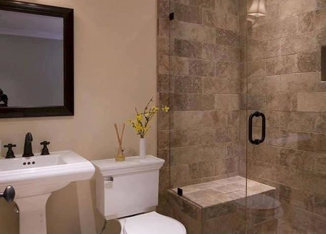 Bathroom - Residence Royale Hotel